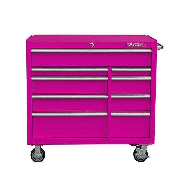 Francesca 9 Drawer Cabinet | Wayfair