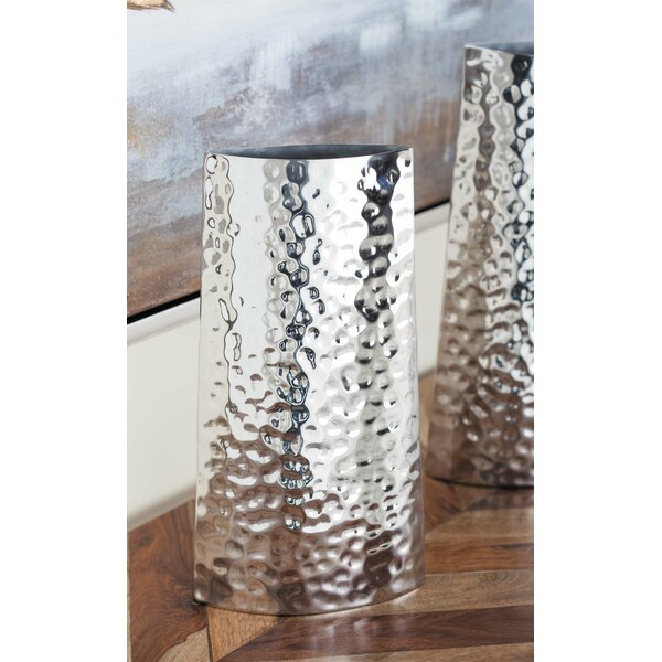Stainless Steel Table Vase by Cole & Grey