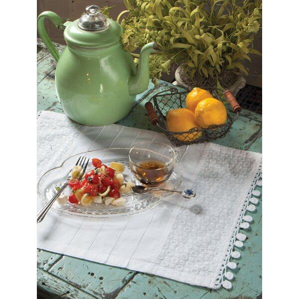 Prima Placemat (Set of 2) by Heritage Lace