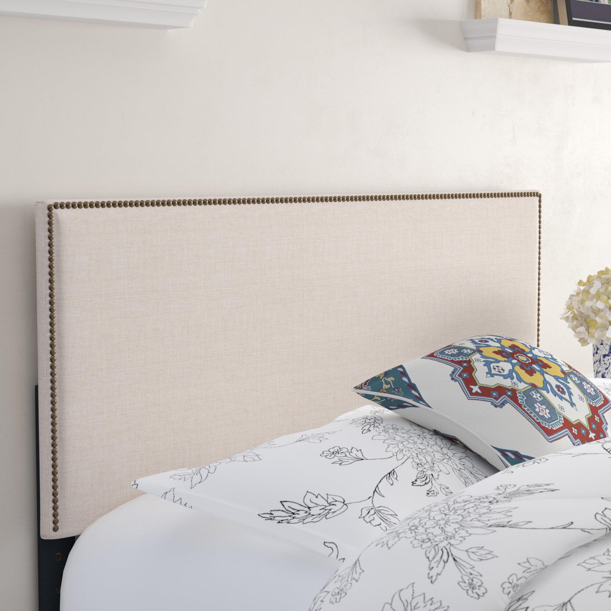 Manufacture Francaise Des Textiles D Ameublement unger upholstered panel headboard