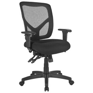 Purtell Mid Back Mesh Task Chair