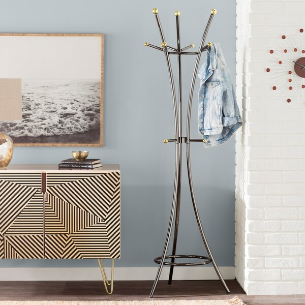 Kleopatra Coat Rack by Mercury Row