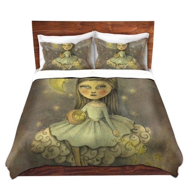 Valdosta Amalia K. With the Stars Above Microfiber Duvet Covers by Winston Porter