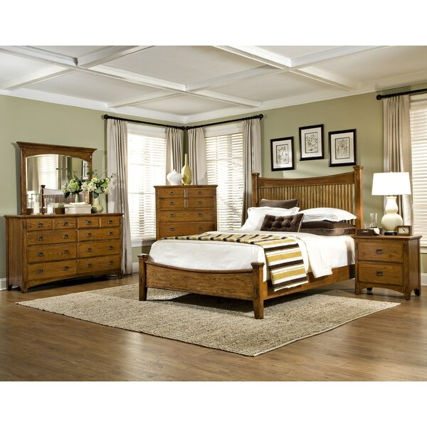 Pasilla Configurable Bedroom Set by Imagio Home by Intercon
