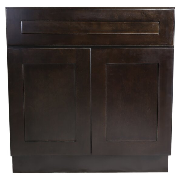Brookings 34.5 x 30 Sink Base Cabinet by Design House