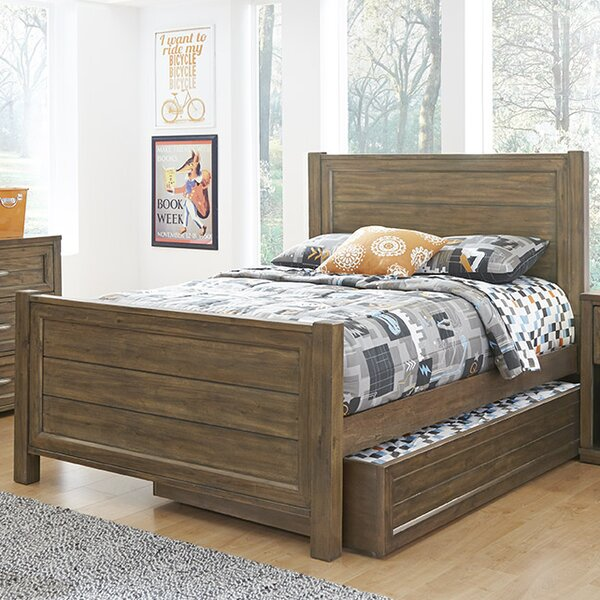 Logan Panel Bed by My Home Furnishings