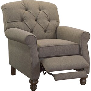 Murray Hill Williamsport Manual Recliner by Alcott Hill