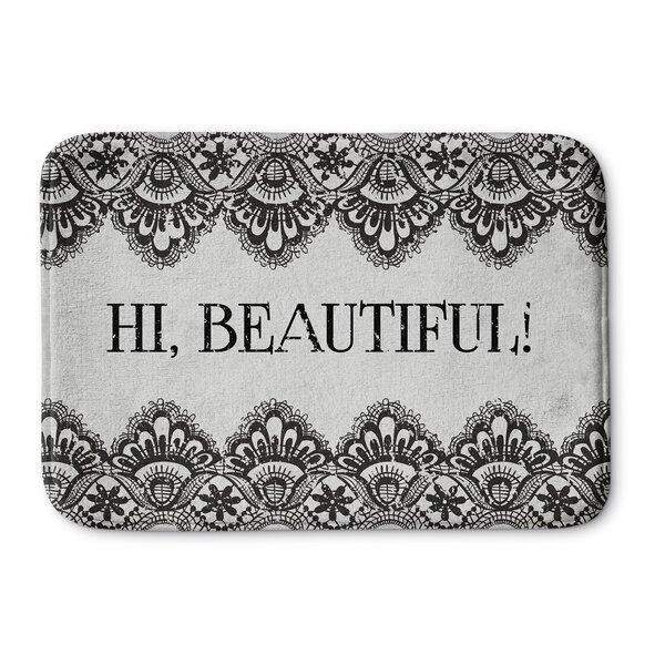 Hi Beautiful Bath Rug