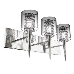 Affordable Algol 3-Light Wall Sconce By Everly Quinn