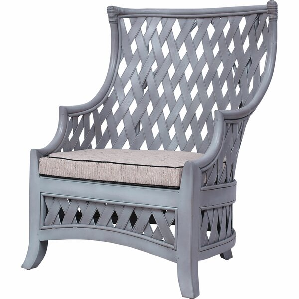 Caelan Patio Chair with Cushions by One Allium Way