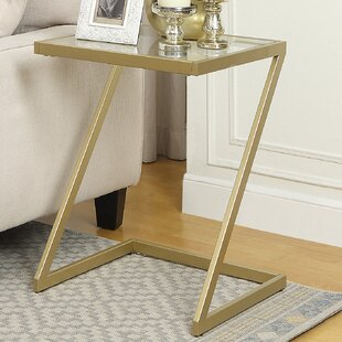 Gills Z Base End Table by Mercer41