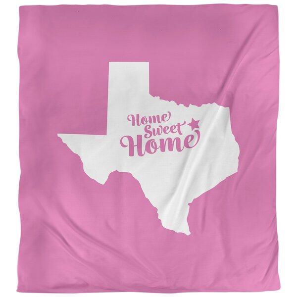 Home Sweet Dallas Single Reversible Duvet Cover