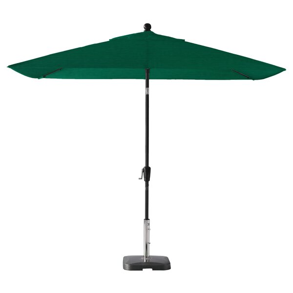 Wiechmann 9ft. x 8ft. Market Sunbrella Umbrella by Breakwater Bay