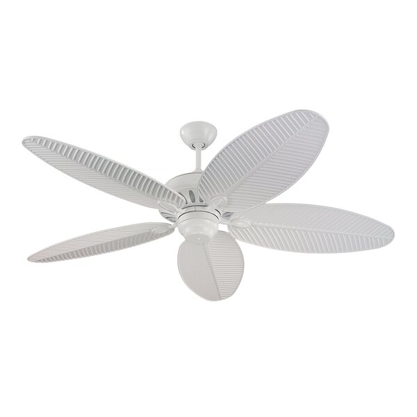 52 Kateri 5 Blade Outdoor Ceiling Fan by Beachcrest Home