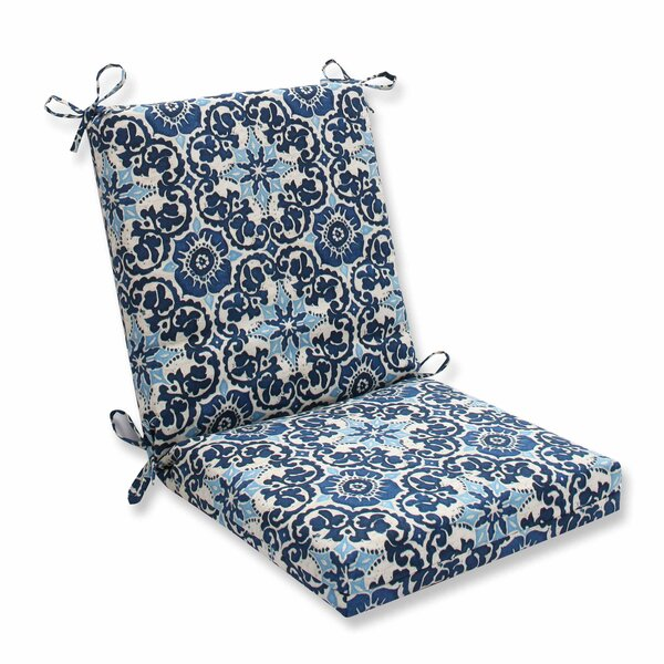 Bushman Indoor/Outdoor Dining Chair Cushion by Alcott Hill