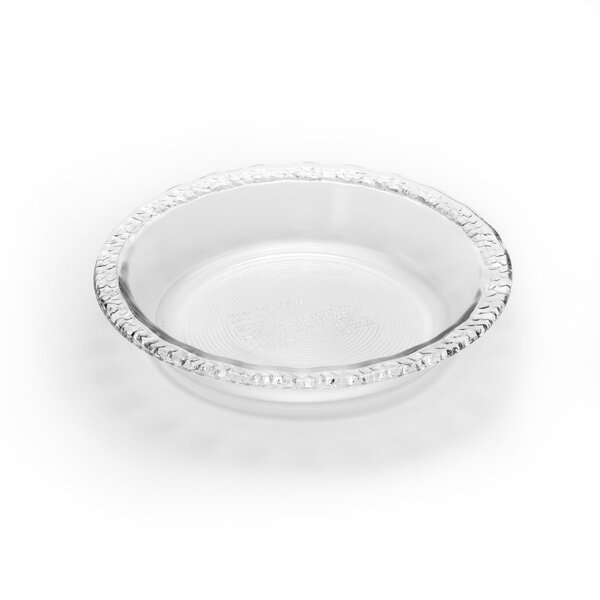 Borosilicate Glass Pie Dish by JSG Oceana