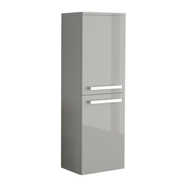 Metson 14.18 W x 41.67 H Wall Mounted Cabinet by Orren Ellis