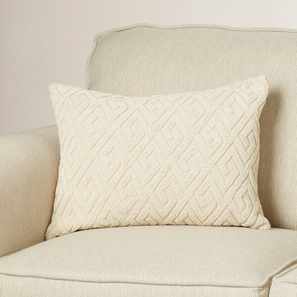 Austell Lumbar Pillow by Bungalow Rose