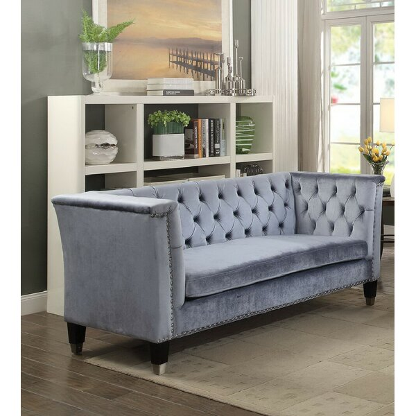 Gessner Loveseat by Everly Quinn