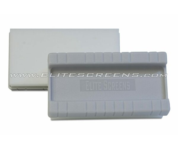 2 Piece High Density White Board Screen Eraser Set by Elite Screens