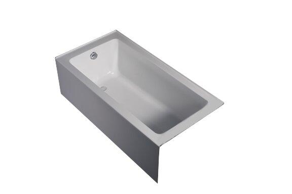 Ucore 59 x 30 Alcove Soaking Bathtub by UCore