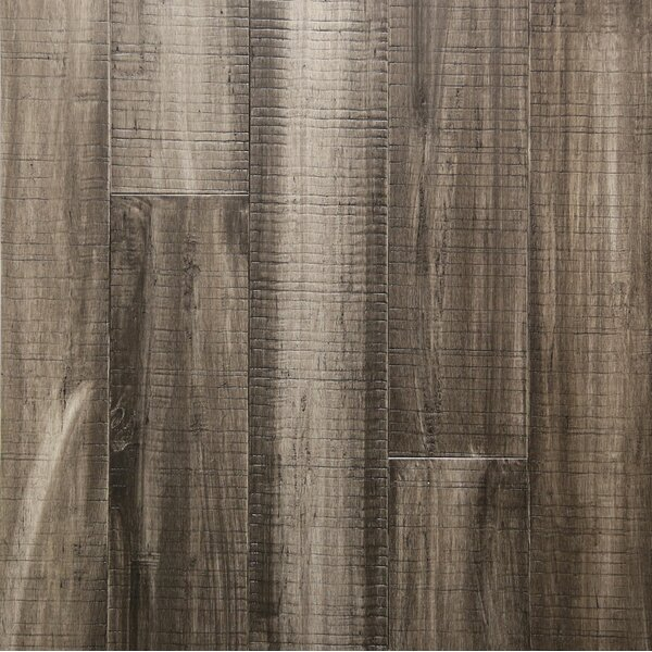5 Engineered Bamboo Flooring in Charcoal by Islander Flooring