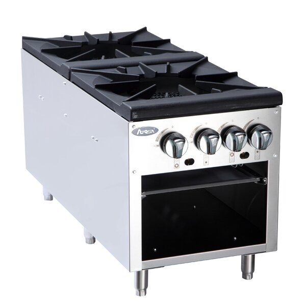 Gas Stove by Atosa