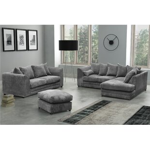 Great Darcey 3 Piece Sofa Set By Castleton Home