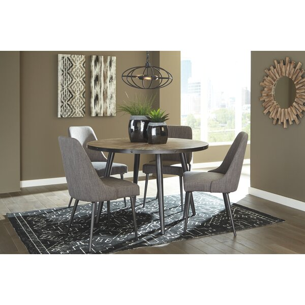 Escuderoy 5 Piece Dining Set by Corrigan Studio