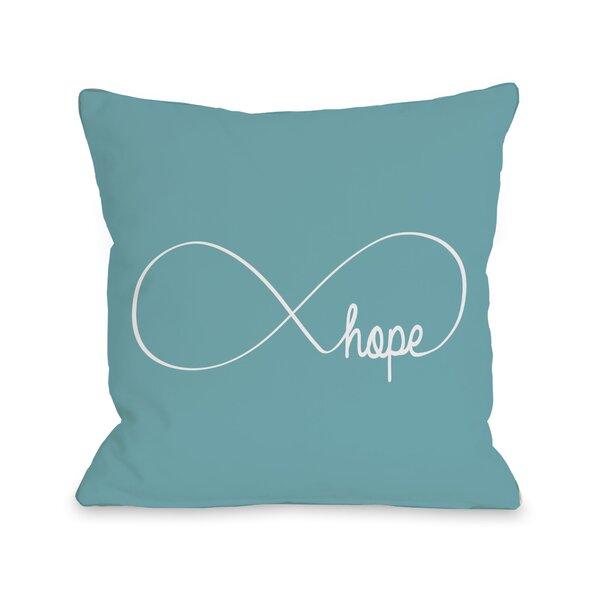 Infinite Hope Lumbar Pillow by One Bella Casa