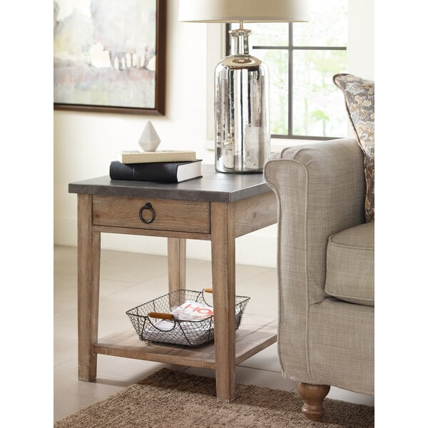 Monteverdi End Table by Rachael Ray Home