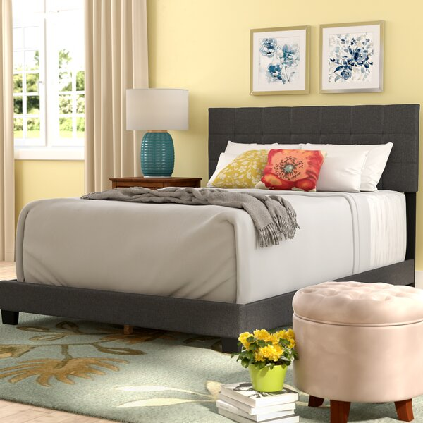 Saoirse Upholstered Standard Bed By Andover Mills by Andover Mills Looking for