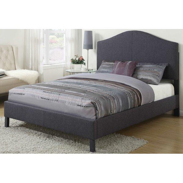 Wilke Upholstered Standard Bed by Red Barrel Studio