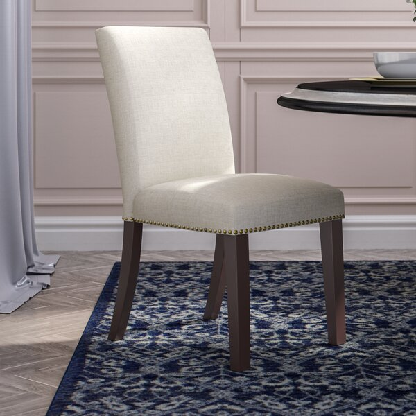 Felisa Upholstered Dining Chair by Willa Arlo Interiors