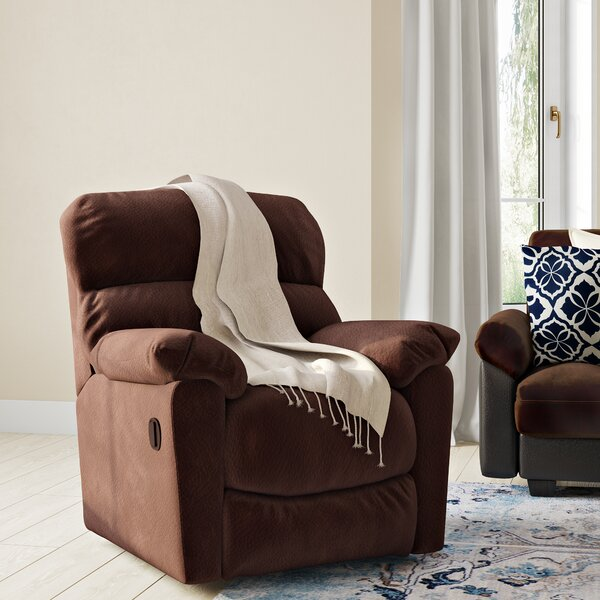 Barrington Power Recliner with Push Button [Red Barrel Studio]