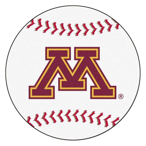 NCAA University of Minnesota Baseball Mat by FANMATS