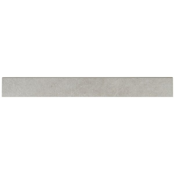 Haut Monde 24 x 3 Porcelain Bullnose Tile Trim in Glitterati Granite by Daltile