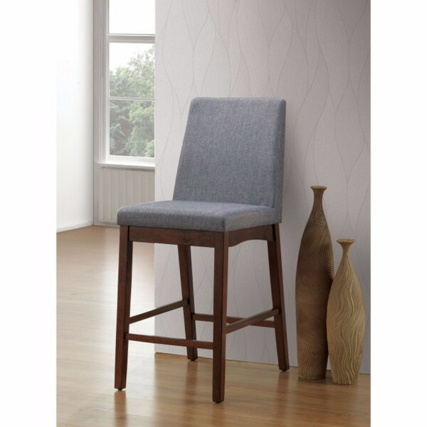 Hewson Midcentury Upholstered Dining Chair (Set of 2) by Brayden Studio