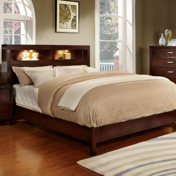 Ephraim Platform Bed by Latitude Run