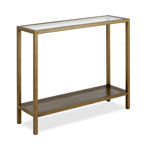 Reviews Longmeadow Console Table by Zipcode Design
