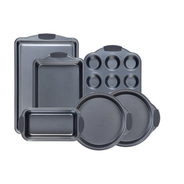 Non-Stick Bakeware Set (Set of 6) by MAKER Homewar