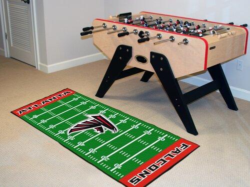 NFL - Atlanta Falcons Football Field Runner by FANMATS