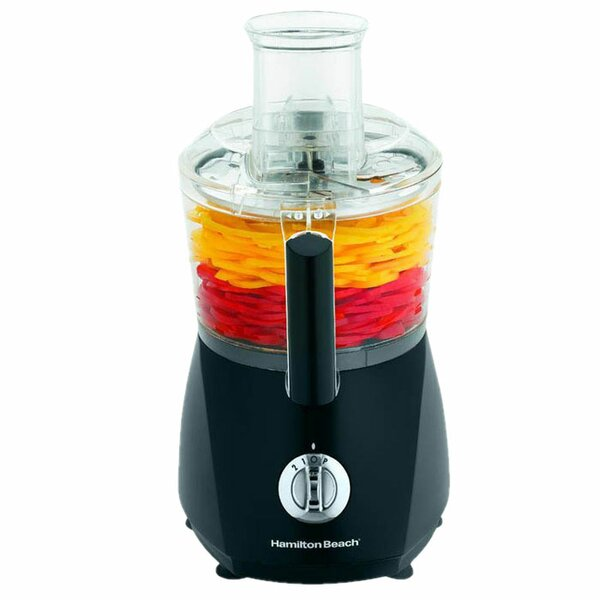 10 Cups Chef Prep Food Processor by Hamilton Beach