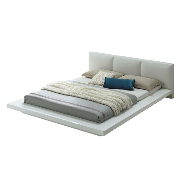 Mccullum Upholstered Platform Bed by Orren Ellis
