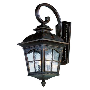 Compare Freeborn 2-Light Outdoor Wall Lantern By Darby Home Co