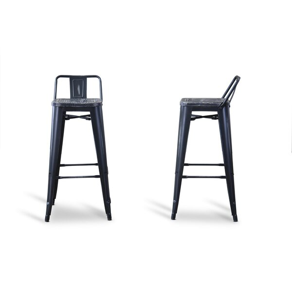 Tion 30 Bar Stool (Set of 2) by Union Rustic