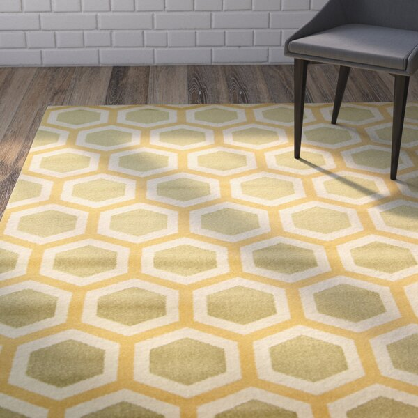 Severin Green Area Rug by Wrought Studio
