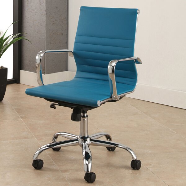 Dean Mid-Back Ergonomic Office Chair by Orren Ellis