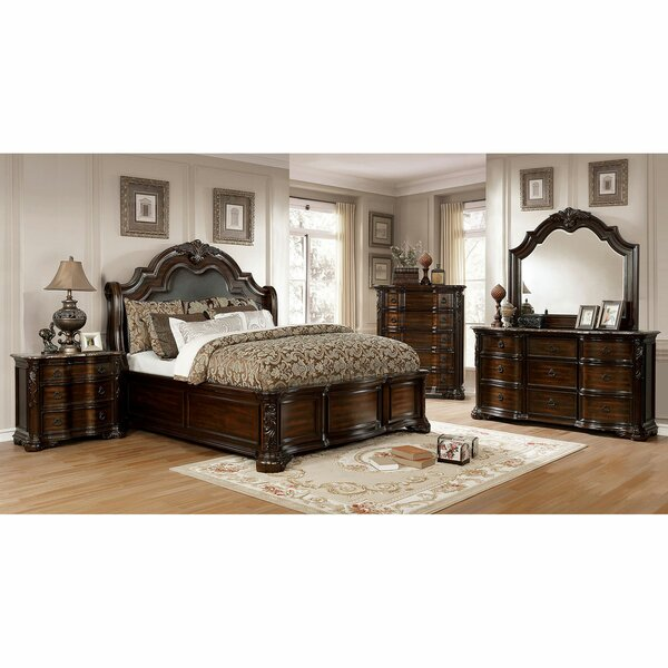 Castleberry Standard Configurable Bedroom Set by Astoria Grand