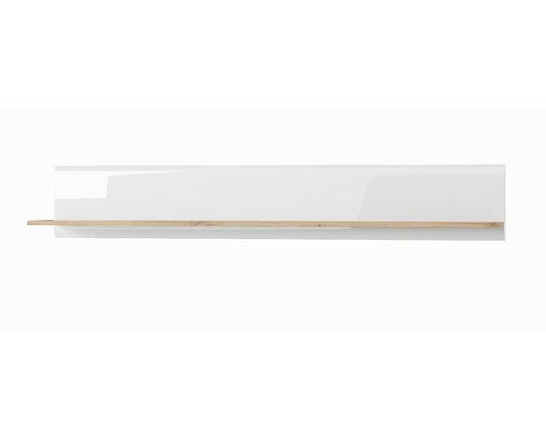Vicente Wood Wall Shelf by Corrigan Studio